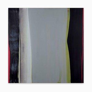 Graue Mitte, Abstrakte Malerei, 2015