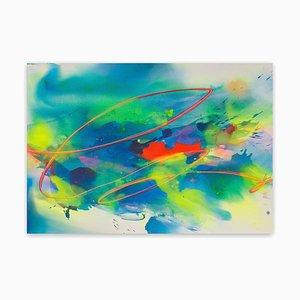 New Light II, Abstrakte Malerei, 2020