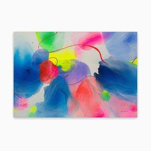 New Light Iv, Abstrakte Malerei, 2020