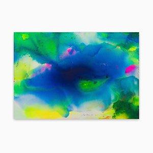 New Light V, Abstrakte Malerei, 2020