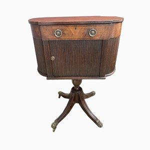 Georgian Mahogany Console Table