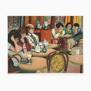 Au Café par David Azuz