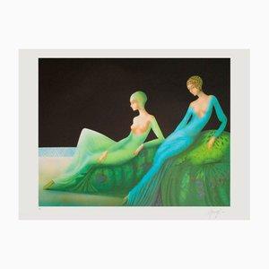 Muses par Philippe Augé