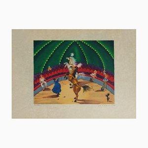 in The Circus von Madeleine the Giraudiere