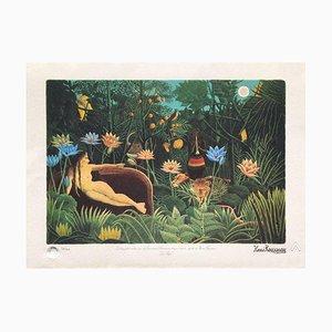 The Dream par les Douanes Rousseau