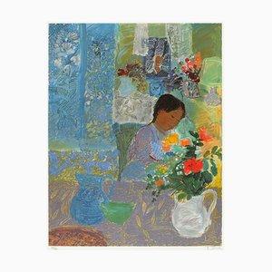 Rêve de Petite Fille I par Nancy Delouis