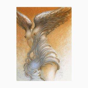 Victoire Ocre by Francis De Saint,genies