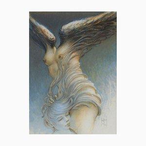 Victoire par Francis De Saint, genies