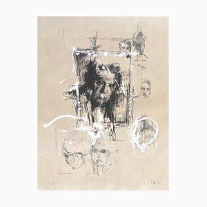 Francis Bacon by Jean,Paul Chambas