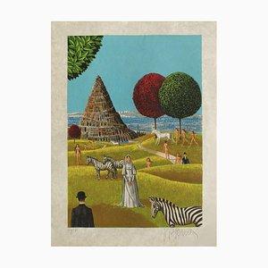 The Bride of Babel von Jean Pierre Serrier