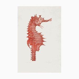 Hyppocampe III par Claude Piechaud