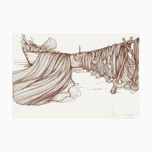 Sèches II par Claude Piechaud