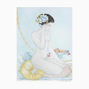 Longue Aurélie par Mara Tran, Long