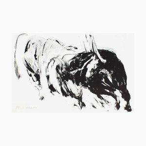 Bulls by Ahmed Shahabuddin