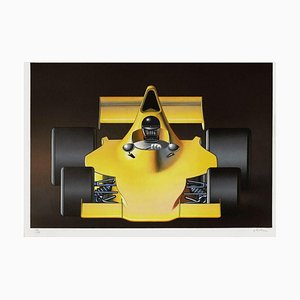 Renault Formula 1 by Georges Rohner