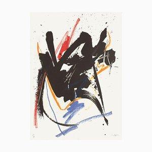 Composizione astratta V di Jean Miotte