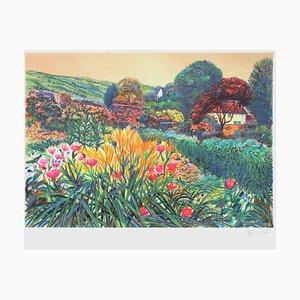 Giverny, L'atelier de Claude Monet by Rolf Rafflewski