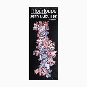 Expo 64 Galerie Claude Bernard Poster by Jean Dubuffet
