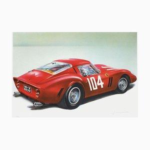 Ferrari 250 GTO, 5 par Jean Hirlimann
