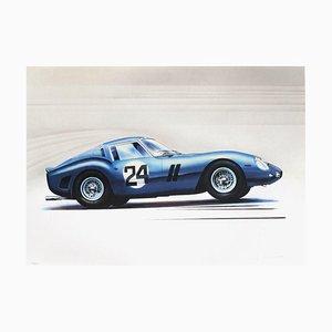 Ferrari 250 GTO, 4 par Jean Hirlimann