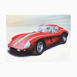 Ferrari 250 GTO, 3 par Jean Hirlimann