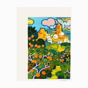 Les Orangers von Guy Charon