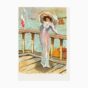 The Pier by Ramon Dilley