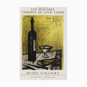 Expo 65 Poster Musée Galliéra by Bernard Buffet