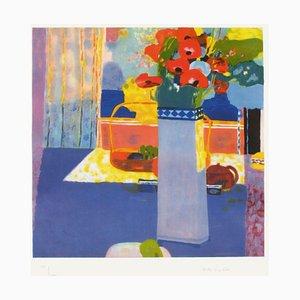 Vase de Fleurs par Roberto Ortuno