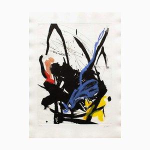 Abstract Composition II von Jean Miotte