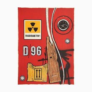 D 96 Radioactive by Peter Klasen