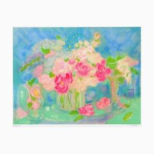 Ramo de rosas II de Michele Gour