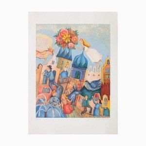 Dorffest von Françoise Deberdt