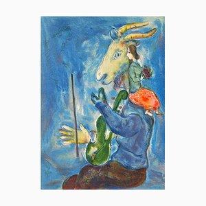 Printemps par Marc Chagall
