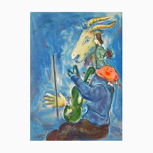 Spring by Marc Chagall