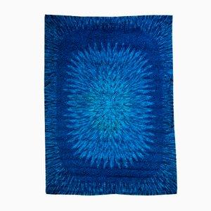 Blue Bergoss Rug