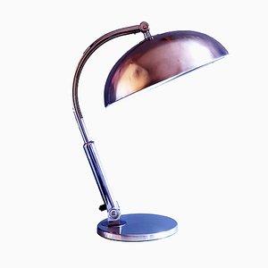 Lampada da tavolo modello 144 Mid-Century di H. Th.JA Busquet per Hala Zeist, anni '50