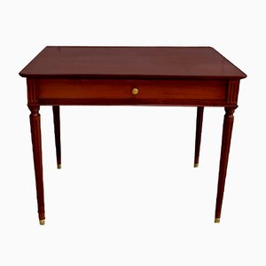 Louis XVI Mahogany Desk