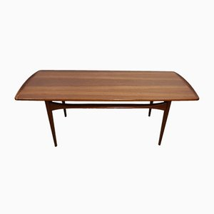 Danish Teak FD 503 Coffee Table by Tove & Edvard Kindt-Larsen for France & Søn / France & Daverkosen, 1960s
