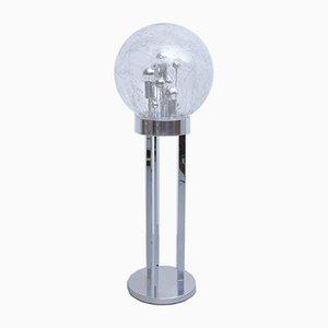 Mid-Century Chrom Sputnik Stehlampe von Doria Leuchten