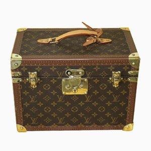 Caja de caja vintage de Louis Vuitton