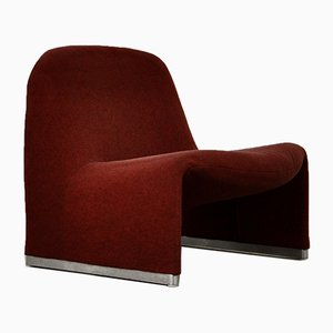 Alky Lounge Chair by Giancarlo Piretti for Castelli / Anonima Castelli, 1970s