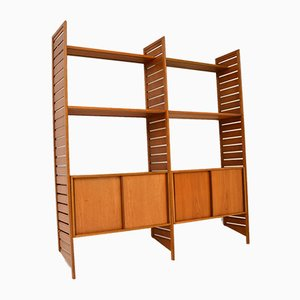 Vintage Teak Shelf from Staples Cricklewood, 1960s