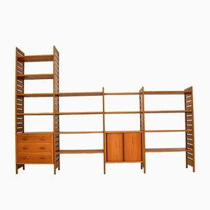 Mid-Century Teak Shelf from Staples Cricklewood
