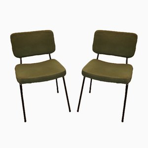 Dining Chairs by André Simard for Airborne, 1960s, Set of 2
