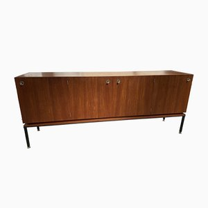 Mid-Century Rosewood Sideboard by Alain Richard, 1960s