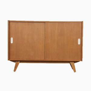 Wood U-452 Chest of Drawers by Jiří Jiroutek for Interier Praha, 1960s
