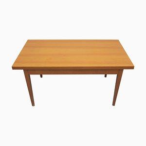 Tavolino da caffè in legno di ciliegio di Wilhelm Renz, anni '60