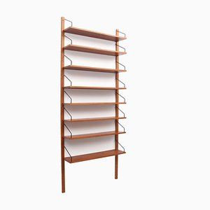Teak Regal System Shelf by Poul Cadovius, 1960s