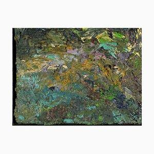 Torsten Ueschner, Landscape 249, óleo sobre lienzo, 2011